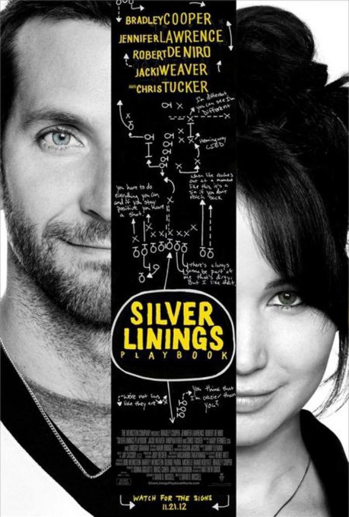 Silver Linings Playbook : Jennifer Lawrence & Bradley Cooper