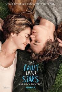 The Fault in Our Stars Theatrical Poster